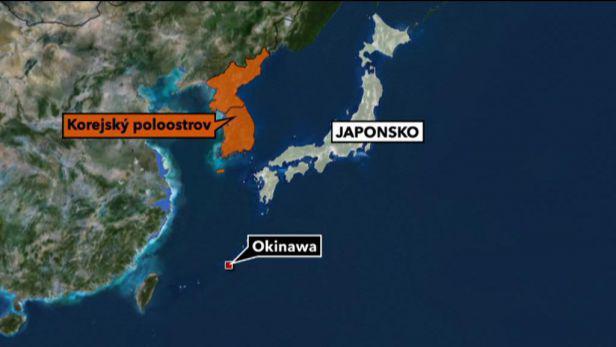 Video Japonsko se obává severokorejského satelitu