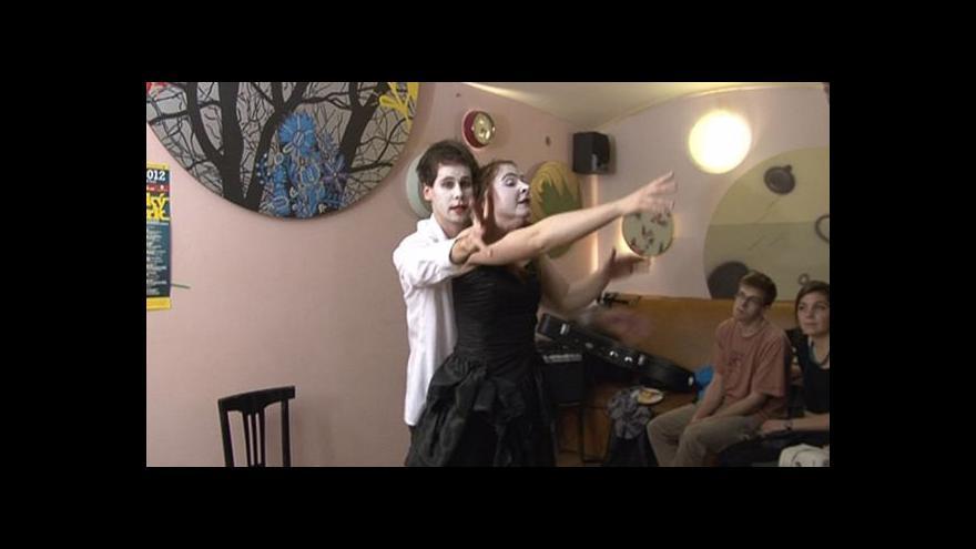 Video Ukázka představení My dva na Brněnském lunaparku