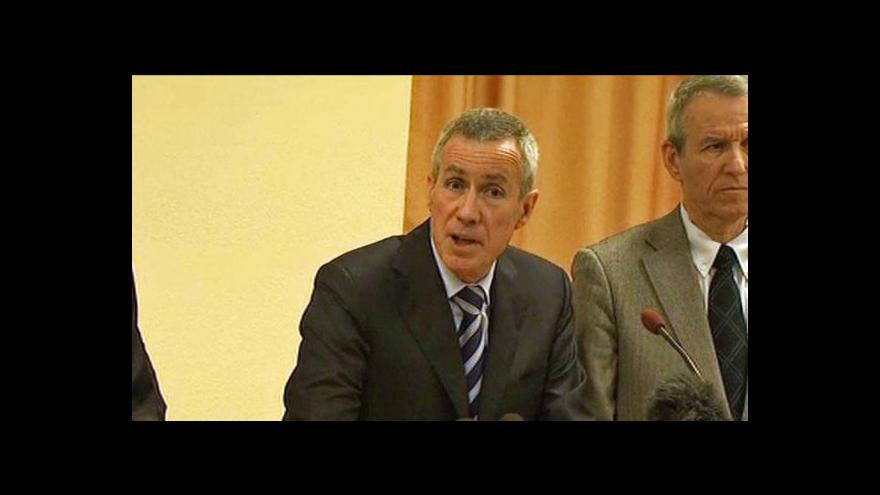 Video Francouzská prokuratura k zásahu v Toulouse