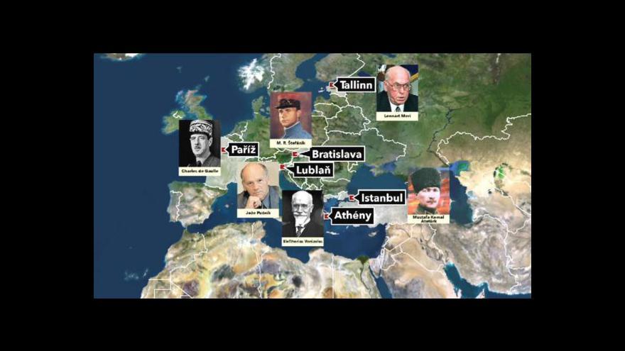 Video Pražské letiště se bude jmenovat po Havlovi