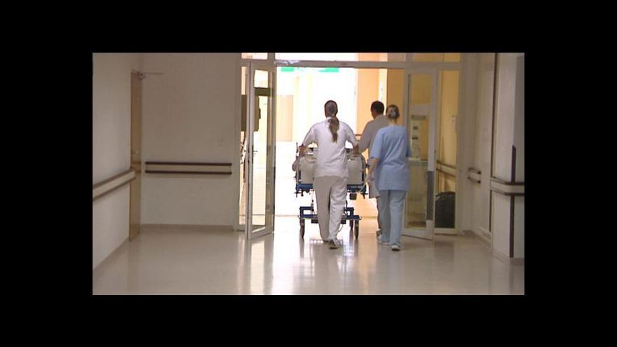 Video Studio ČT24: Svaz pacientů bude protestovat