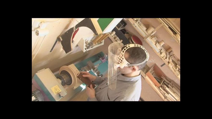 Video Mluvčí věznice Milan Novotný o práci vězňů