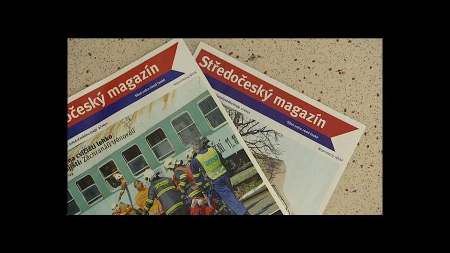 Video Reportáž Kamily Štichové a Erika Knajfla