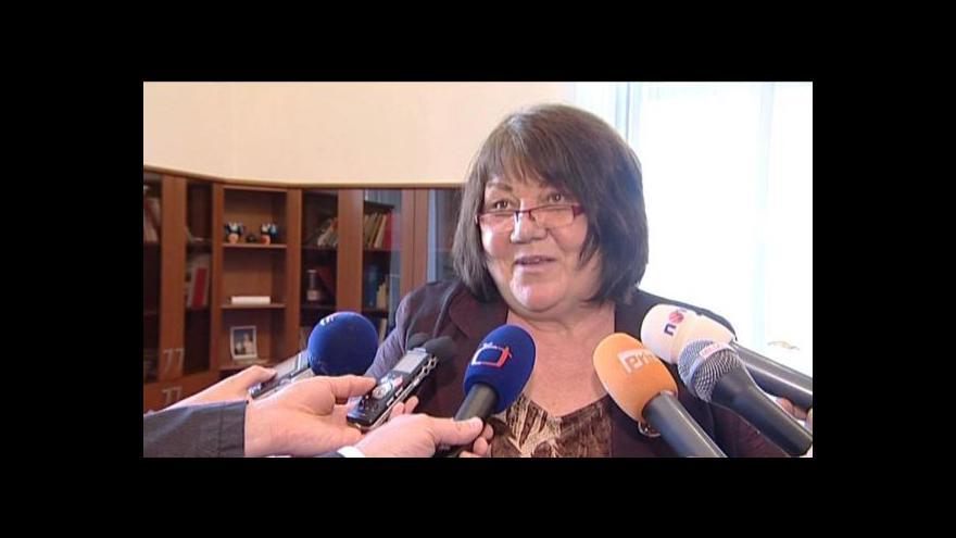 Video Studio ČT24 k dnešnímu verdiktu Ústavního soudu