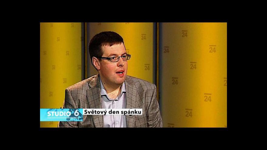 Video Rozhovor s Martinem Pertlem