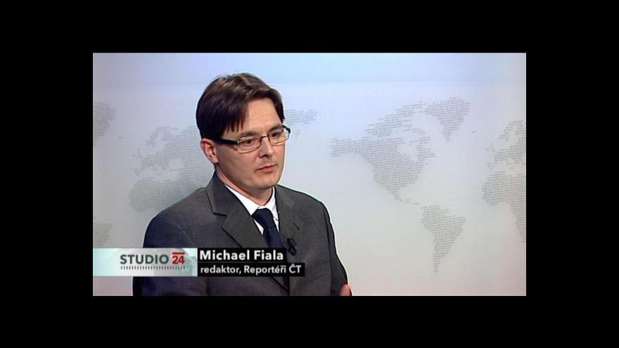 Video Rozhovor s Michaelem Fialou