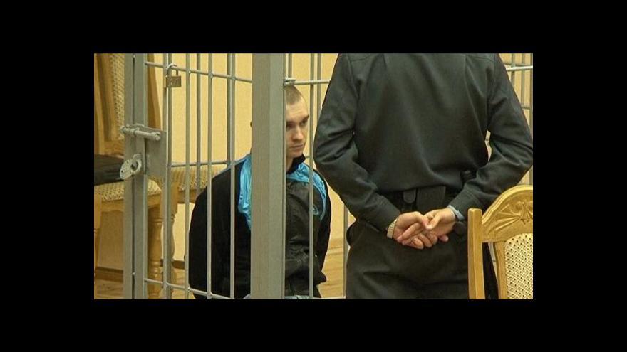 Video Atentátníci z minského metra byli popraveni