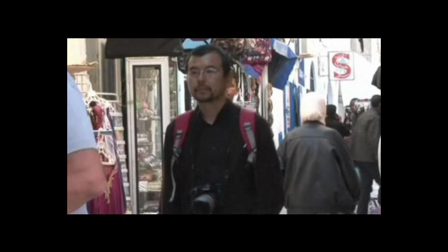 Video Do Tuniska jezdí málo turistů