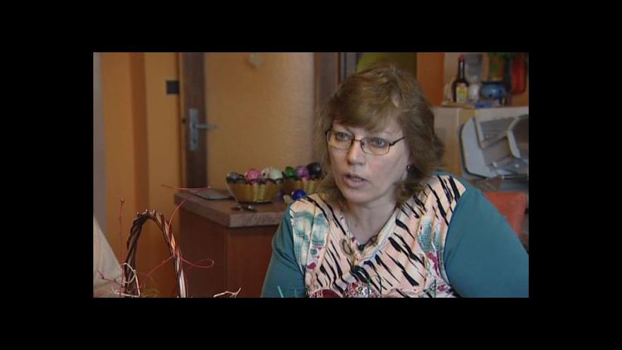 Video Malérečka Marie Lukášová o technice zdobení kraslic