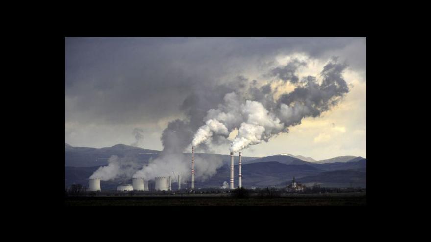 Video Události, komentáře o ochraně ovzduší