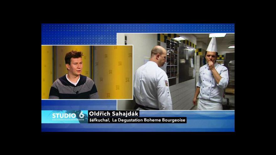 Video Rozhovor s Oldřichem Sahajdákem