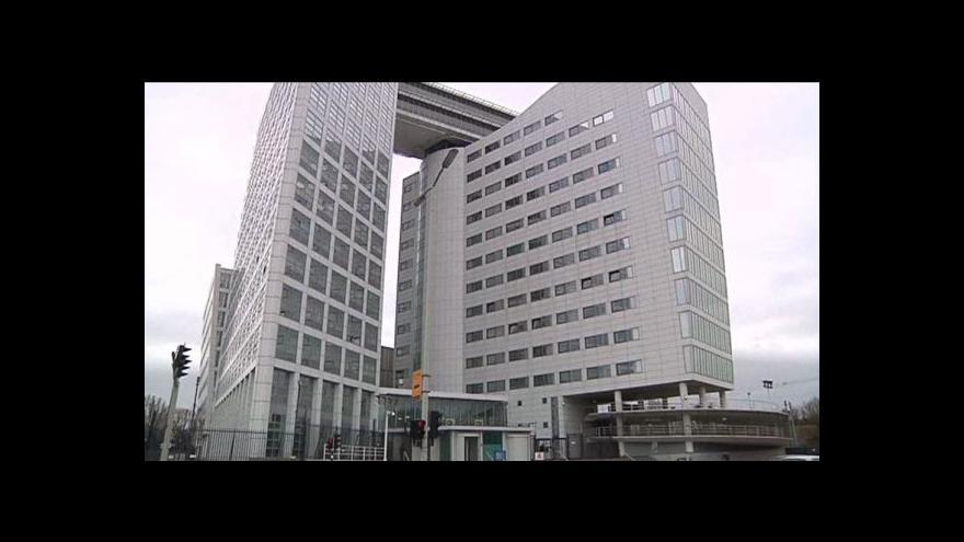 Video V Haagu vynesou rozsudek nad Thomasem Lubangou