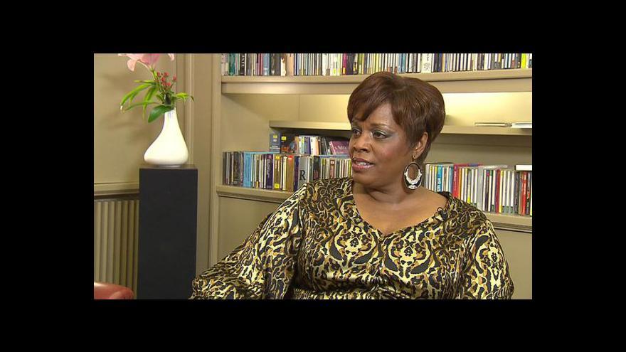 Video Rozhovor s Dianne Reevesovou