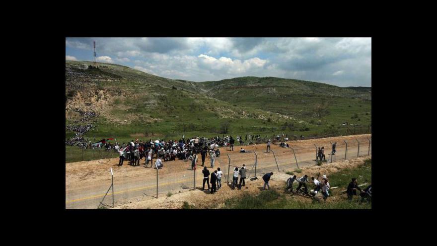 Video OSN upozorňuje na rostoucí počet uprchlíků ze Sýrie