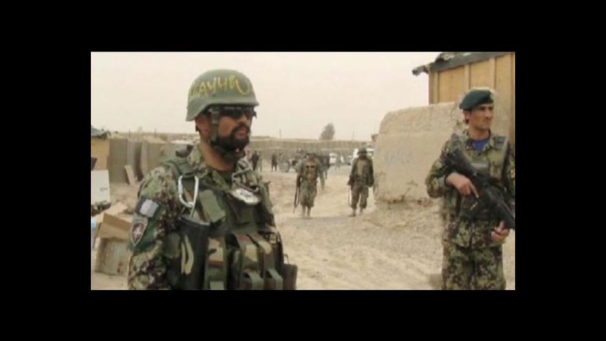 Video Rozhovor s Amirem Ahmadzajem
