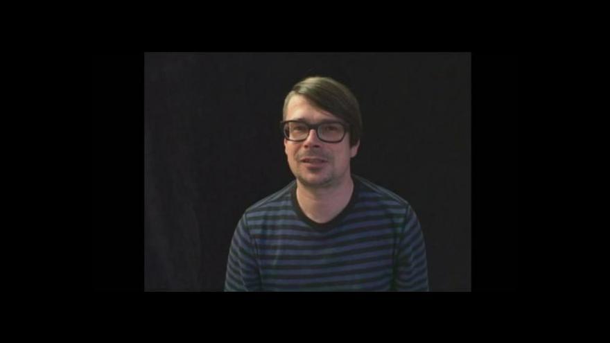 Video Jaroslav Rudiš