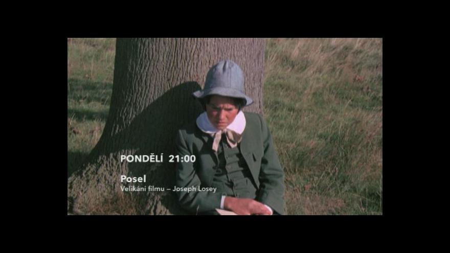 Video Ukázka z filmu Posel