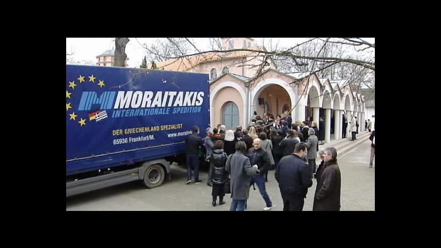 Video Reportáž Miloše Minaříka