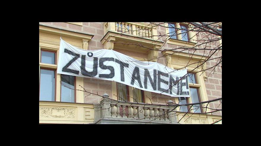 Video Reportáž Jitky Szászové a Štěpánky Martanové
