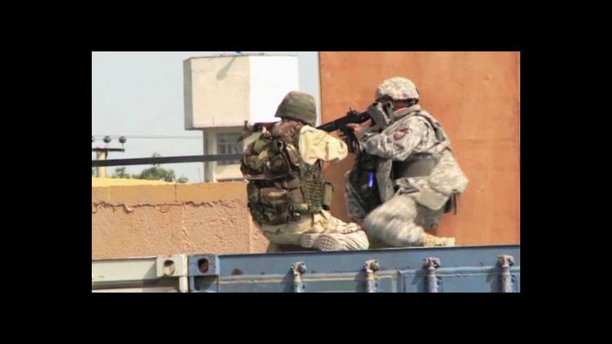 Video Speciální jednotky nezachránily unesené cizince