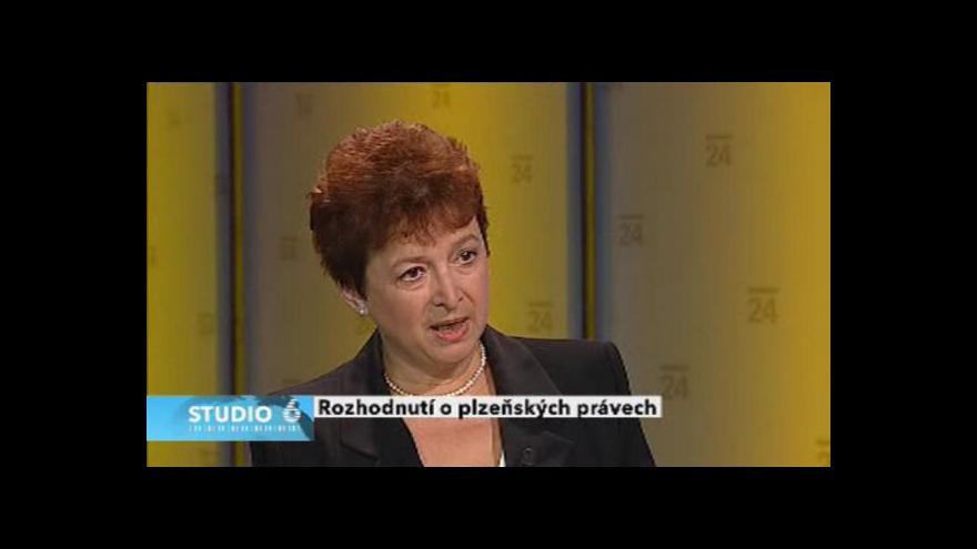 Video Rozhovor s předsedkyní akreditační komise V. Dvořákovou
