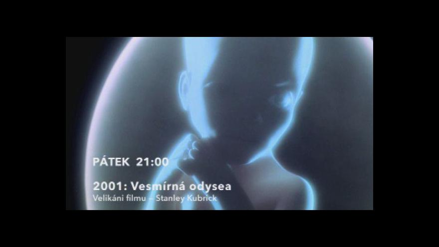 Video Ukázka z filmu 2001: Vesmírná odysea