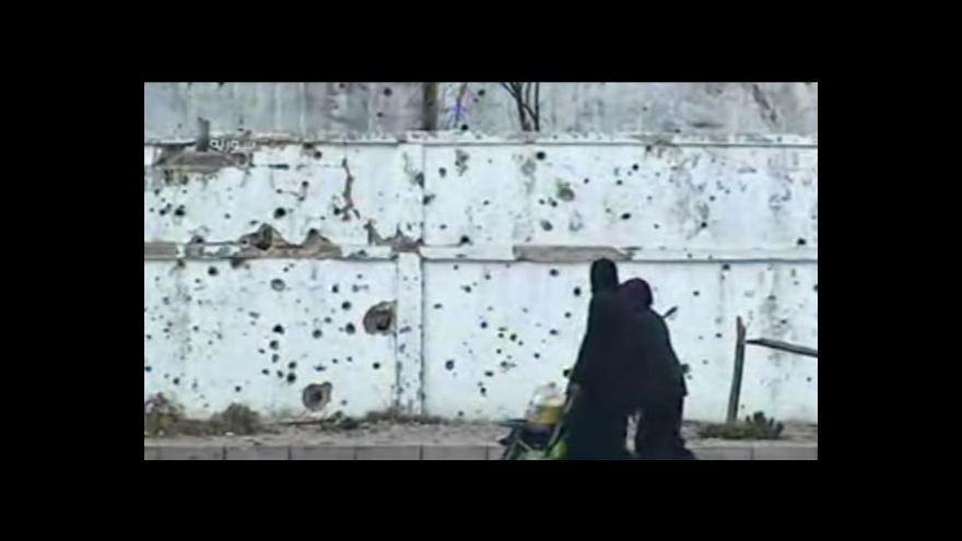 Video Čína vyzvala k ukončení násilností v Sýrii