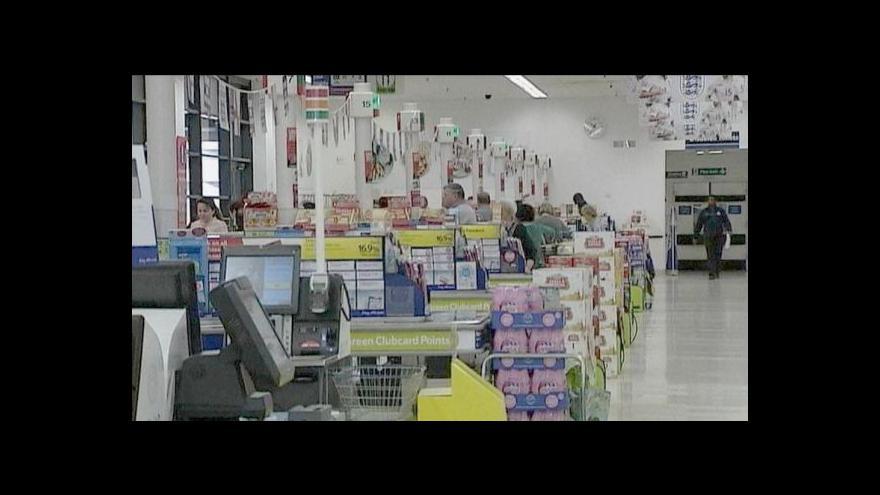 Video Britské Tesco zaměstná tisíce lidí