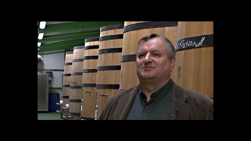 Video Šlechtitel Miloš Michlovský