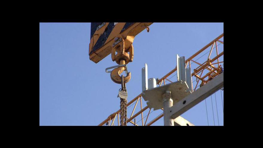 Video Ekonomika ČT24 o dopravních stavbách