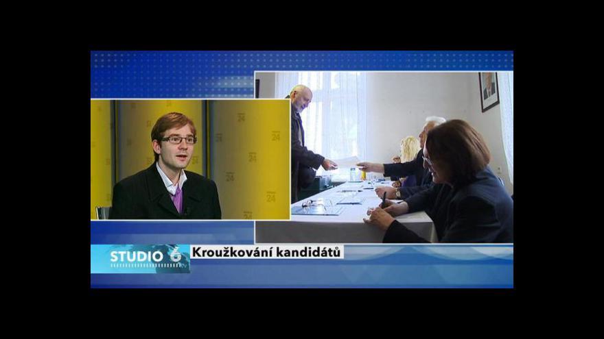 Video Rozhovor s Kamilem Švecem