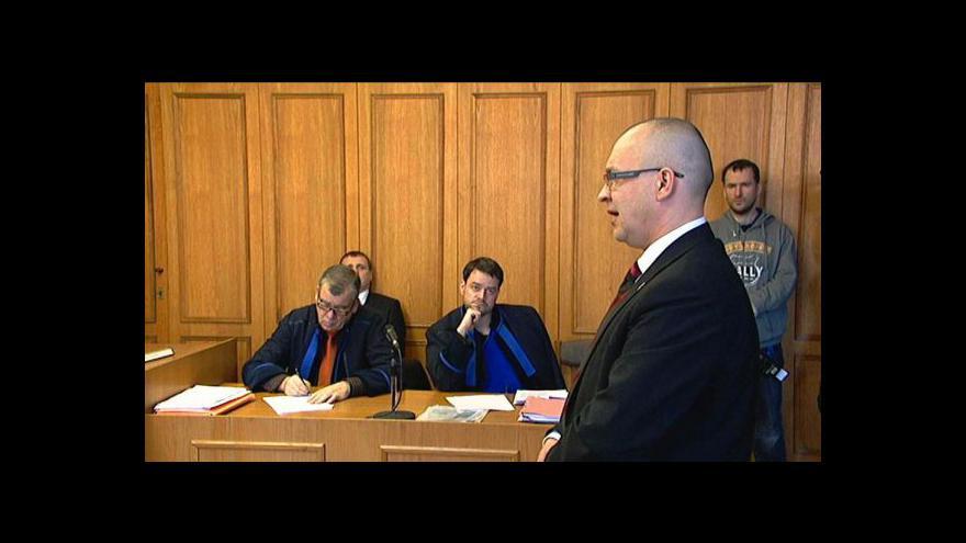 Video Jaroslav Škárka seznamuje soud s existencí nahrávky