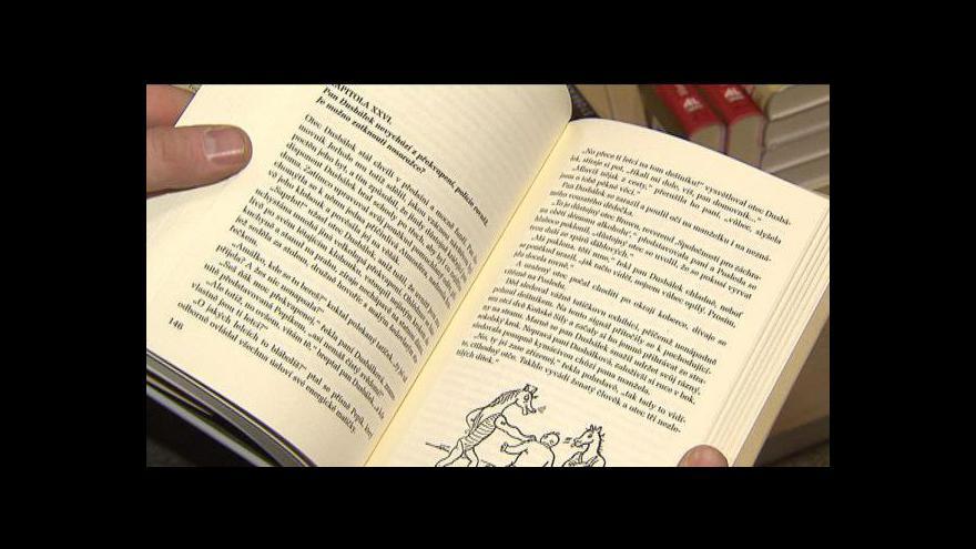Video Knižní tipy Aleny Ježkové