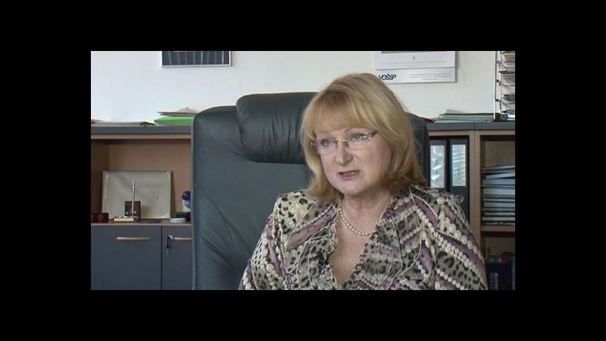Video Zástupkyně ombudsmana Jitka Seitlová o regulaci zápachu