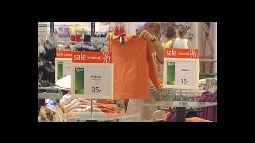 Video Nakupování v zahraničí