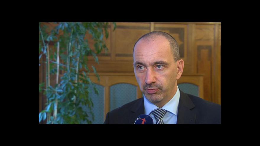 Video Brífink ministra průmyslu a obchodu o situaci v ČTÚ