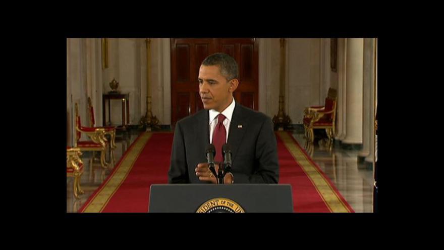 Video Obama a Netanjahu budou jednat o íránském programu