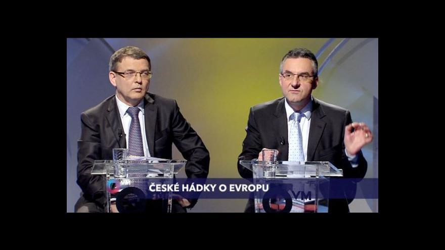 Video Dohady kolem rozpočtové smlouvy EU