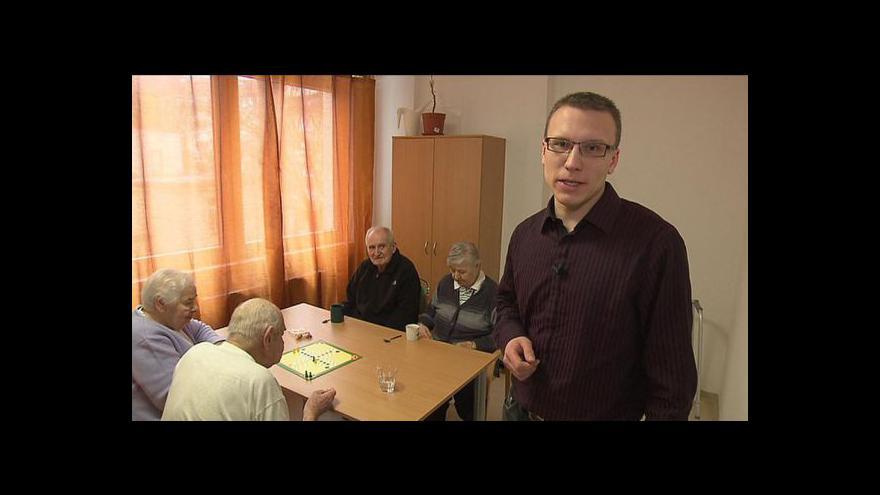 Video Reportáž Olgy Málkové a Antonína Šimůnka