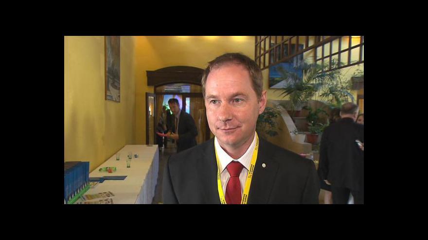Video Rozhovor s Petrem Gazdíkem