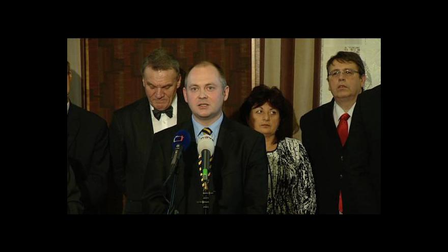 Video Tisková konference Asociace krajů