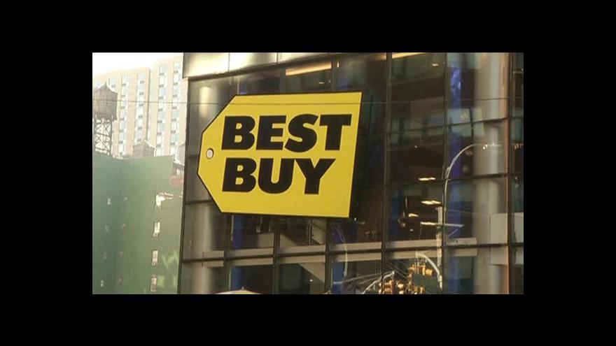 Video Ekonomika USA roste, lidé opět vyrážejí nakupovat