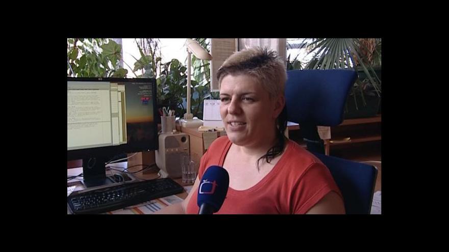 Video O výhledu počasí hovoří Jitka Kučerová z ČHMÚ