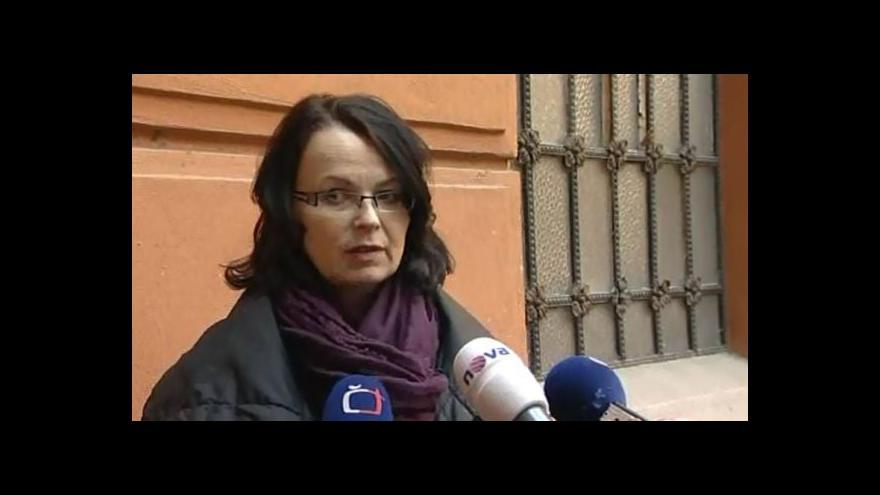 Video Státní zástupkyně Iveta Eichlerová k rozsudku