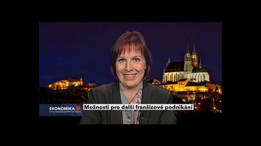 Video Rozhovor s Petrou Ritschelovou