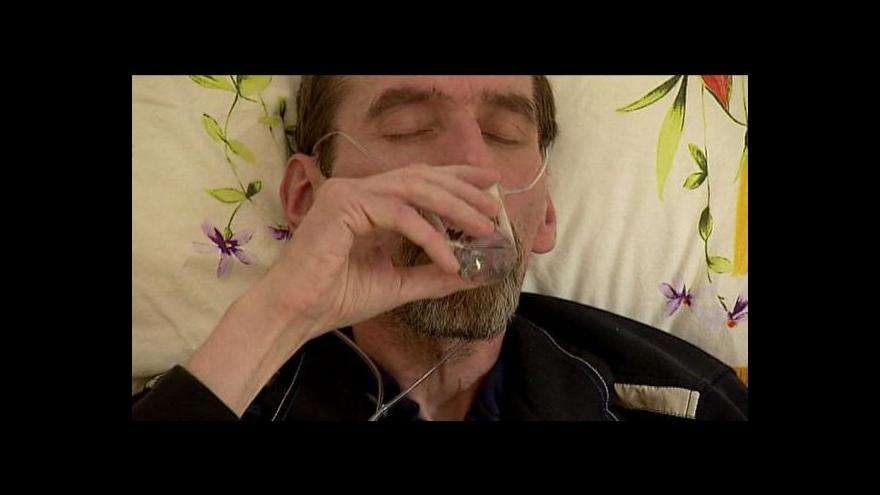 Video Rozhovor s Martinou Špinkovou a reportáž o nizozemské eutanazii
