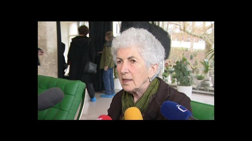 Video Hovoří dcera původních majitelů vily Ruth Tugendhat
