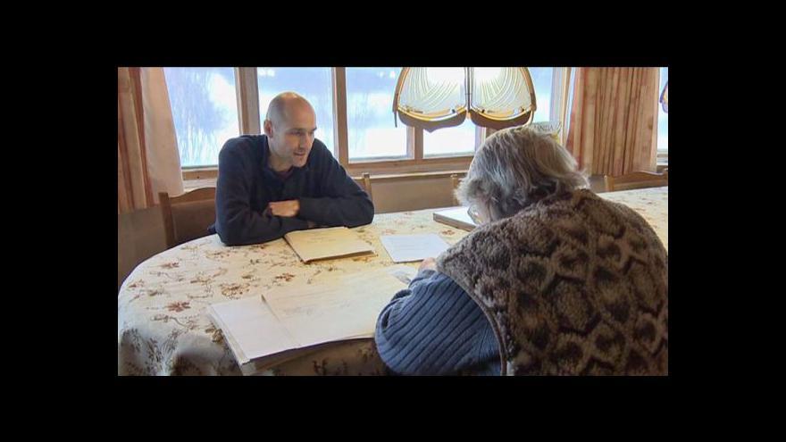 Video Reportáž Pavla Vondry