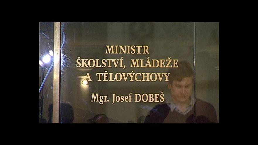 Video Brífink Josefa Dobeše k plzeňským právům