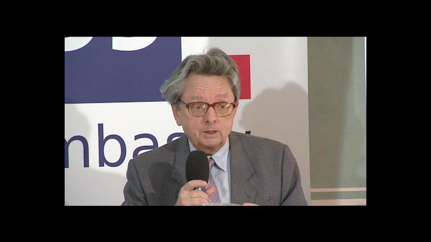 Video Zemřel Antonín Vítek